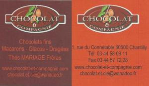 2019 Chocolat Cie
