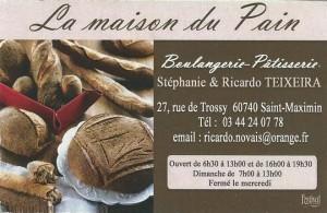 2019 Maison du pain