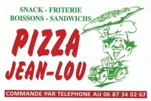 Pizza Jean Lou 2017