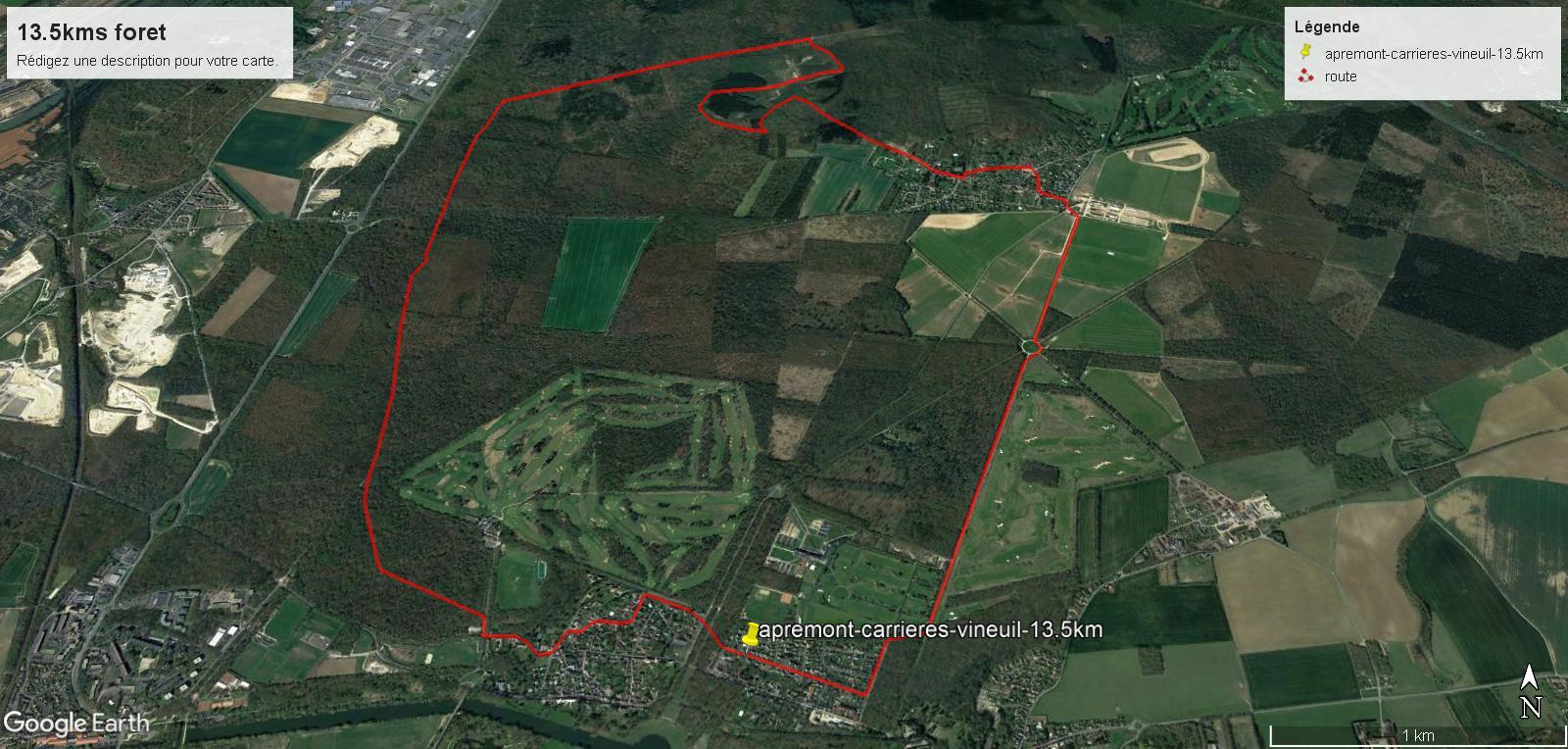 parcours-13.5km-apremont-carrieres-vineuil