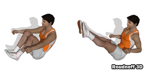 Abdominaux-rameur-3D
