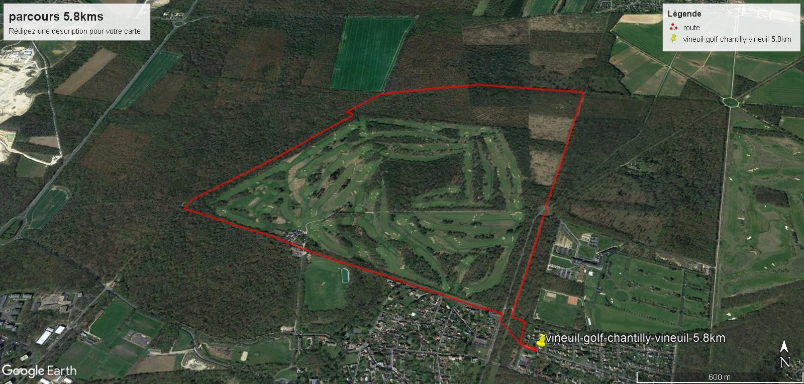 parcours-vineuil-golf-chantilly-vineuil-5.8km